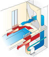 Решение проблемы влажности в подвале многоэтажки