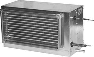 Теплообменник 500х300 Кожухотрубный испаритель WTK DFE 1080 Уссурийск