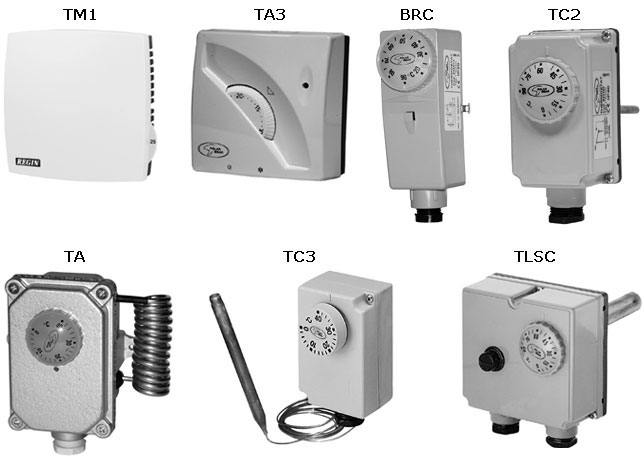 Термостаты предназначены для поддержания температуры в системах отопления, вентиляции и кондиционирования.